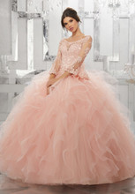 Mori Lee Vizcaya Quinceanera Dress Style 89153