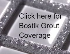 Bostik Dimension Grout Coverage Topaz
