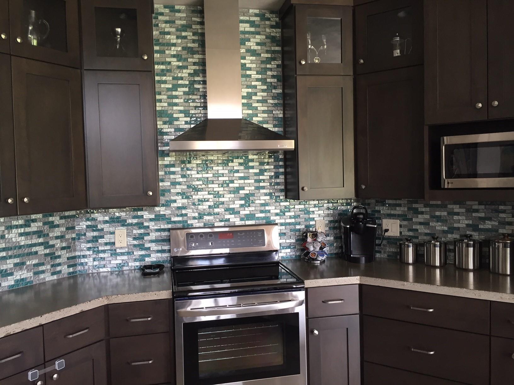 mosaic tile backsplash article