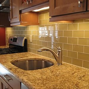 Awesome Glass Subway Tile Ideas Photo