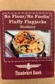 NEW! No Flour/No Foolin' Fluffy Flapjacs - Blueberry