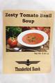 Zesty Tomato Basil Soup