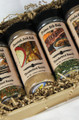 Four Bottled Rub Gift Set