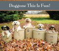 Doggone This Is Fun! - Puzzle