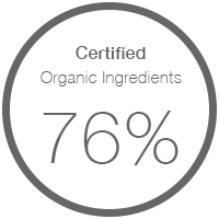 Saison Organic Skincare Made With 76 percent Certified Organic Ingredients