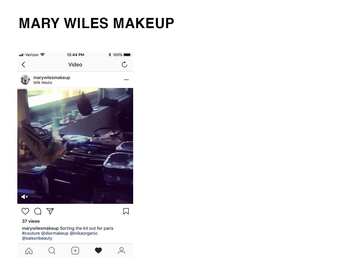Mary Wiles Makeup Paris Fashion Week Prep Using Saison Organic Skincare