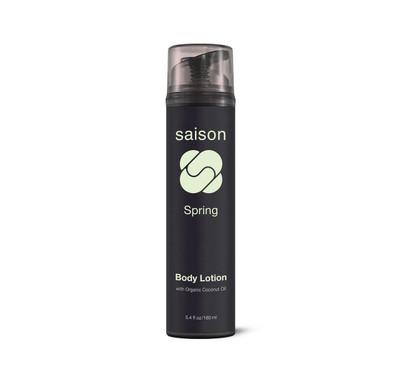 Saison | Spring Body Lotion | Organic Skincare