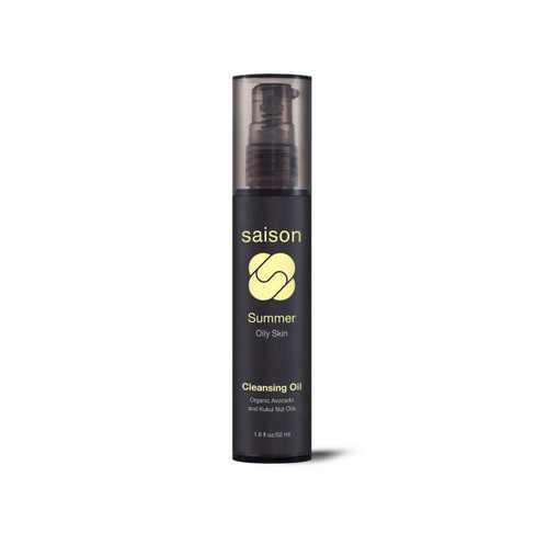 Saison | Summer Cleansing Oil | Organic Skincare