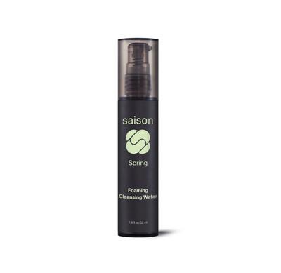 Saison | Spring Foaming Cleansing Water | Organic Skincare