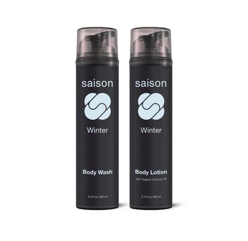 Saison Beauty Winter Body Essentials   Organic Skincare