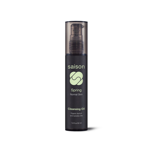 Saison   Spring Cleansing Oil   Organic Skincare