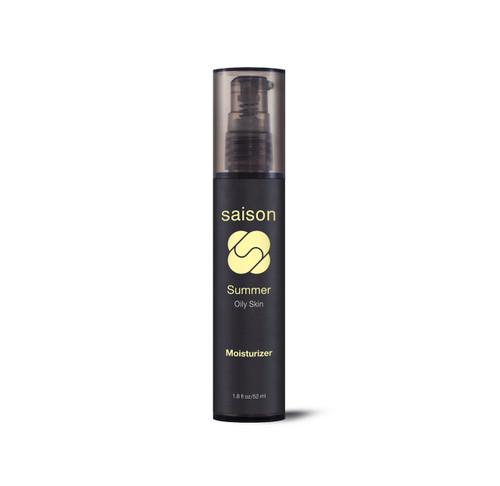 Saison   Summer Moisturizer   Organic Skincare