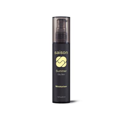 Saison | Summer Moisturizer | Organic Skincare