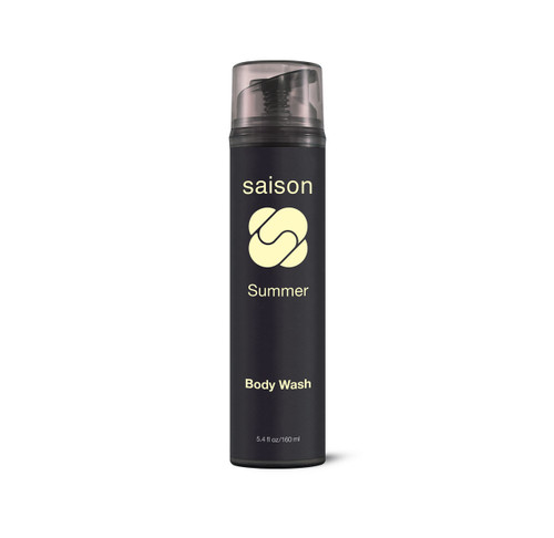 Saison   Summer Body Wash   Organic Skincare
