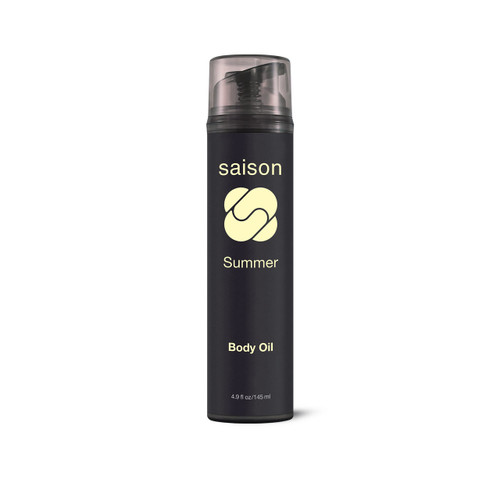 Saison | Summer Body Oil | Organic Skincare
