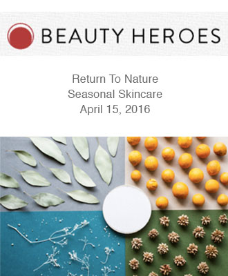 Saison Seasonal Skincare Approach in Beauty Heroes