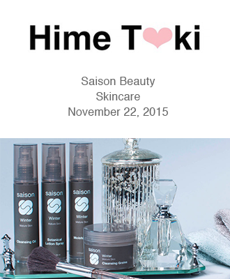 Saison Winter Collection in Hime Toki
