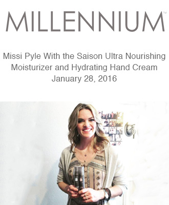 Saison At Sundance with Missi Pyle in Millennium Magazine
