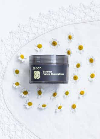 Saison Summer Organic Skincare Collection