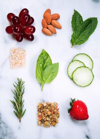 Saison Seasonal Ingredients