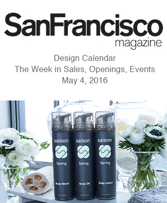 Saison West Elm Pop Up Event in San Francisco Magazine