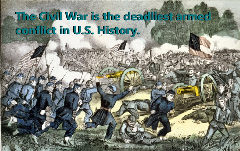 Civil War Death Toll