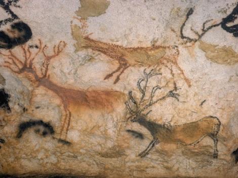 Cro-Magnon cave art