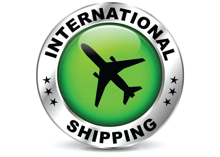 WORLD WIDE SHIPPING ICON