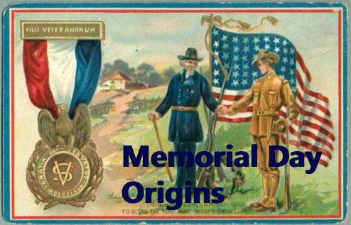 MEMORIAL DAY ORIGINS
