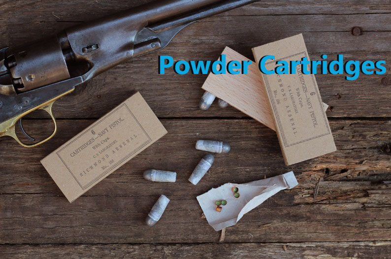 Powder Cartridges
