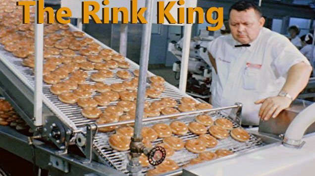 Ring King donut making machine