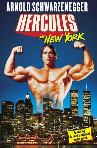 Poster for 1970's Hercules in New York