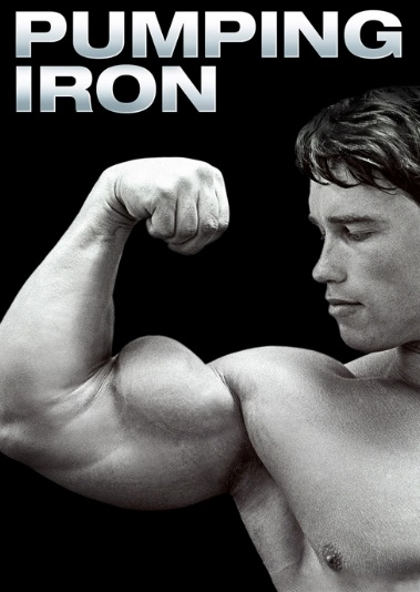 Pumping Iron promotional photo