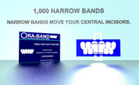 1,000 Narrow Retaining Bands