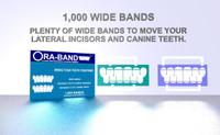 1,000 Wide Retaining Bands