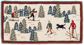 Rug, Cross Country 2' x 4'