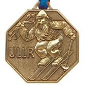 Ullr Medal, brass