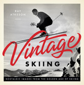 Vintage Skiing book by Ray Atkeson