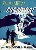 Sugarloaf Giclee Print