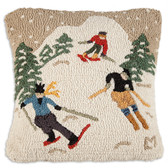 Pillow, Schuss Downhill