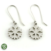 Tarma Snowflake Earrings