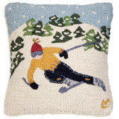 Pillow, Tree Skier