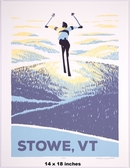 Stowe Screen Print