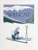 Wildcat Screen Print