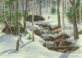 Canvas Print- Bear Mountain
