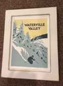 Framed Waterville Valley Screened Print