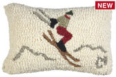 Spotlight Pillow- Yipee Ski Jumper