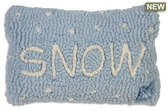 Spotlight Pillow- Snow