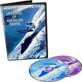 Legends of American SKiing DVD