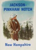 Jackson Pinkham Notch Artiplaq Poster